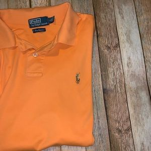 Polo by Ralph Lauren Pima Interlock large polo